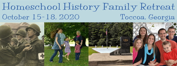 Homeschool History Family Retreat